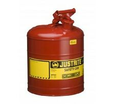 Safety Can 19 litre Type 1 Justrite for flammable liquids 7150100
