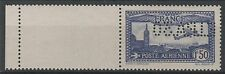 "FRANCE TIMBRE STAMP AVION 6 c "" 1F50 OUTREMER EIPA 30 "" NEUF xx TTB   N835"