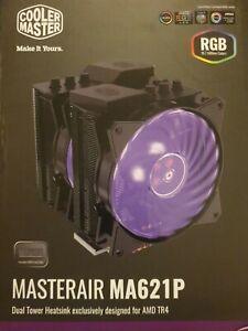 Cooler Master MA621P Master Air TR4 RGB 120mm CPU Cooler