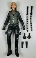 "Marvel Legends Cull Obsidian Series Black Widow 6"" Scale Action Figure Hasbro"