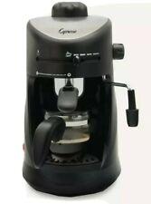 NIB Capresso 4-Cup Espresso & Cappuccino Machine