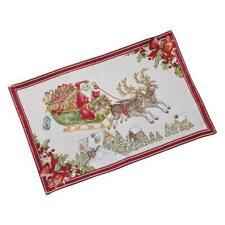 Villeroy & Boch TOY'S FANTASY Santa in Sleigh Place Mat /Tovaglio Carrozza
