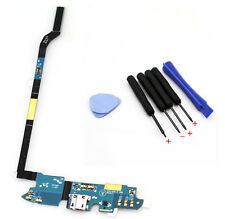 For Samsung Galaxy S4 i545 Charging Port Dock USB Connector Flex Cable +Tools