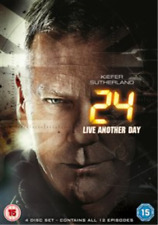 Kiefer Sutherland, William ...-24: Live Another Day (UK IMPORT) DVD NEW