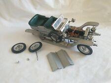 "Franklin Mint Precision Model - 1907 Rolls Royce ""Silver Ghost"" 1:24 Scale"