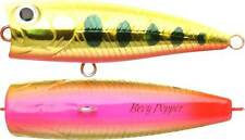 LUCKY CRAFT Bevy Popper 50 - 860 YPRR ~Yellow Pink Red Rainbow~