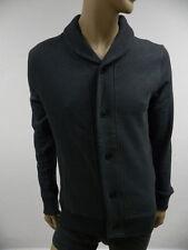 Ambiguous Slater Dark Green Ambig Sz M Sweater Jacket  Skate Long Sleeve