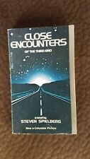 Close Encounters of the Third Kind Steven Spielberg (1st Dell Edition/Printing)