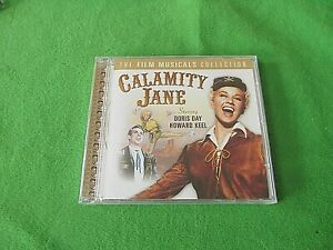 CD:THE FILM MUSICALS COLLECTION:CALAMITY JANE-DORIS DAY/HOWARD KEEL-NEW-FREE P+P
