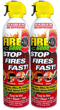 Fire Extinguisher Spray Suppressant Home Marine Kitchen Car Boat Multi Use 2 Pk