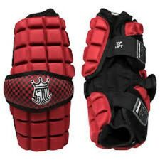 New listing Brine Reign On Lacrosse Lopro Superlight Arm Guards Adult L Free Shipping