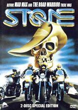 STONE dvd SEALED/NEW 1974 Film/Movie Mad Max 1970s 0891635001506 Ken Shorter