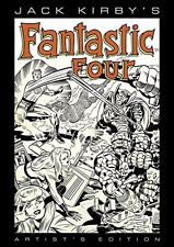 Fantastic Four Jack Kirby IDW Artist's Edition Factory Sealed Hardcover HC