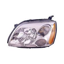 2004 - 2010 MITSUBISHI GALANT HEADLIGHT HEAD LAMP LIGHT LEFT DRIVER SIDE