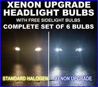 Xenon bulb kit Land Rover Freelander mk1 H4 H3 501