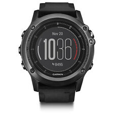 Garmin 010-01338-70 Fenix 3 HR GPS Watch in Gray with Heart Rate Monitor