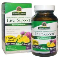 Herbal Liver Cleanse Detox with Milk Thistle & Dandelion Root | 90 Veg Capsules