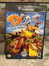 Ty the Tasmanian Tiger 2: Bush Rescue Nintendo GameCube Retro NGC VTG FUN GAME