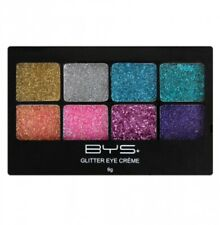 BYS Glitter Eye Creme 8 Colour Palette 8g  01 You Can Dig It 6g