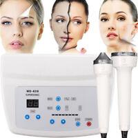 Anti-Aging Ultrasound Facial Skin Body Massager Ultrasonic Beauty Spa Machine