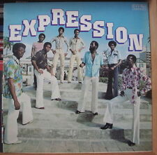 EXPRESSION CHAPEAU FRENCH LP DISQUES DEBS 1978