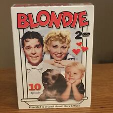 Blondie - Ten Episodes (DVD, 2003) Original Classic Black & White Sealed NOS