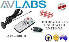 AVLABS AVL680HD USB High Definition Digital TV Tuner for PC *RFB*