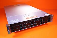 HP PROLIANT DL380P G8 1x INTEL XEON E5-2620 V2, 8GB DDR3 RAM, P420I 1GB FWBC