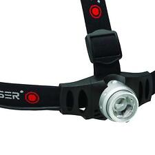 LED LENSER H6R Rechargeable Focusing LED Head Torch 200 Lumen
