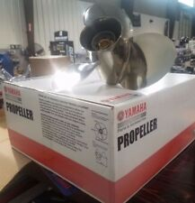 Yamaha Salt water series OEM SS propeller 15 1/2X 17 Part number 6CE-45976-20-00