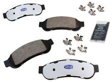 Disc Brake Pad Set-Metallic Disc Brake Pad Rear Magneti Marelli 1AMV201067