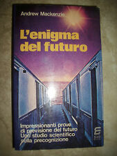 ANDREW MACKENZIE - L'ENIGMA DEL FUTURO - ED:SIAD - ANNO:1978 (GK)