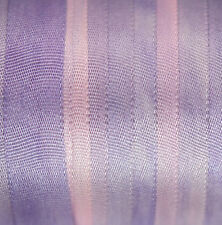 "Embroidery Silk Ribbon 7mm (1/4"") - 3 meters Purple Wisteria"