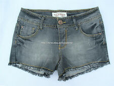 75% OFF PULL&BEAR STRETCH DENIM SHORTS EURO SIZE 32 BNEW US$ 29+