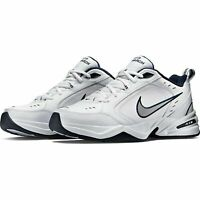 Nike Air Monarch IV White Multi Size US Mens Athletic Running Shoes Sneakers