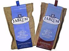 100 por ciento de Café Montaña Azul Jamaica Jablum toda Tostado Bean Café Molido