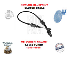 FOR MITSUBISHI GALANT 1.6 2.0 + 2.0 TURBO 1986-1988 NEW CLUTCH CABLE ADC43820