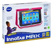 VTech Innotab MAX 7 inch Tablet, PINK 166853 Kids Children BRAND NEW +WARRANTY