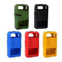 5x Silicone Cover Case for BAOFENG UV5R UV-5RA UV-5RB UV-5RC UV-5RD UV-5RE