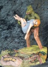 Alligator People diorama resin 1/12 scale Customized!!!!