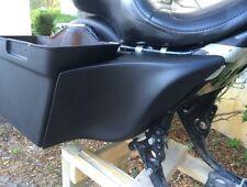Stretched Side Covers Harley Fiberglass Touring Models 96-08 FLHT FLHR FLTR