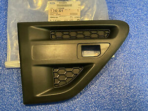 NEW GENUINE FORD RANGER LH FRONT WING GRILL TRIM # AB39-16G000-AB #1740321