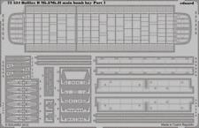 EDUARD 72534 Main Bomb for Revell® Kit Halifax B Mk.I/Mk.II in 1:72
