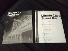 Grand Theft Auto Liberty City Maps and Game Guidebook (PlayStation 3) PS3