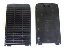 XBOX 360 S Slim Hard Drive Cover Replacement Black Plastic X852619 OEM Original