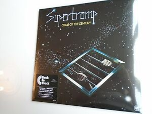 SUPERTRAMP Crime Of The Century vinyl LP new mint sealed 180g + download code