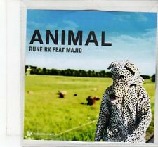 (FT338) Animal, Rune RK Feat Majid - DJ CD