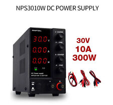 10a Mini 30v DC Voltage Converter Regulated- Power Bench Source for Laboratory