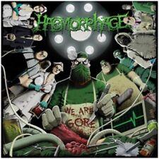 Haemorrhage  - We are the Gore - New CD Album