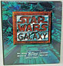 Lot of 141 Topps Star Wars Galaxy Trading Cards 1993 Series 1 Binder ,1983 Promo